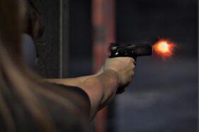 Ilustrasi penembakan. (Reuters)