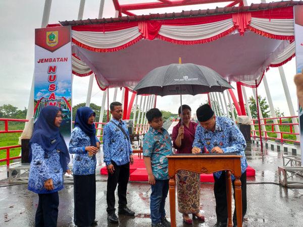 4 Tahun Joko Sutopo-Edy Santosa: Jembatan Nusantara, Ikon Baru Wonogiri