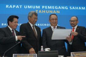 Joss! Bank Mandiri Bagikan Dividen Rp16 Triliun