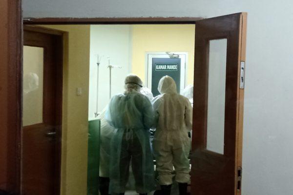 1 Pasien Suspect Corona di RSUD Dr. Moewardi dari Wonogiri