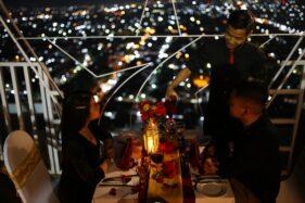 Valentine's Day di Star Hotel Semarang Hanya untuk 15 Pasangan