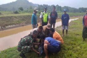 Petani Sukoharjo Tenggelam Di Saluran Colo Barat Saat Berusaha Selamatkan Kambing
