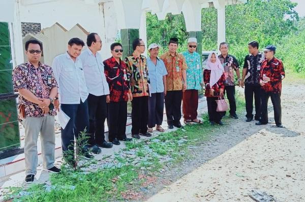1.635 M2 Tanah Wakaf Terdampak Pembangunan Waduk Pidekso Wonogiri