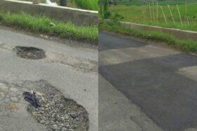 Jalan Rusak di Mijen Semarang Direspons Wali Kota