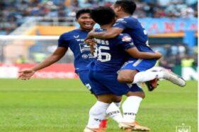 PSIS Semarang Taklukkan Arema FC 2-0