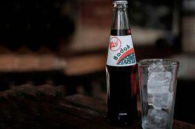 Minuman soda cap Badak (Istimewa)