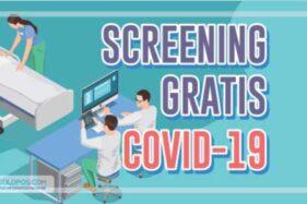 Infografis Screening Gratis Covid-19 (Solopos/Whisnupaksa)