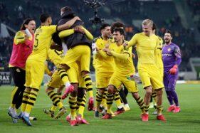 Borussia Dortmund. (Reuters-Wolfgang Rattay)