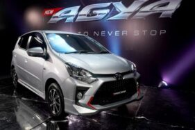 Toyota New Agya 2020. (Istimewa)