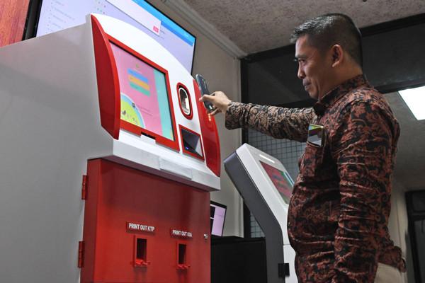 Dilayani Secara Online, Pemohon Rekam Data E-KTP di Sukoharjo Menumpuk Hingga 1.000 Orang