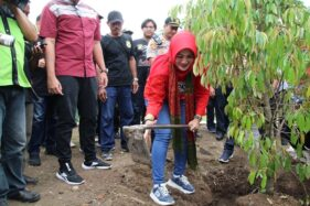 Tanam Durian Bagor, Desa Randulanang Klaten Bakal Kembangkan Agrowisata