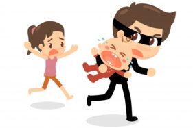 ilustrasi penculikan anak (freepik)
