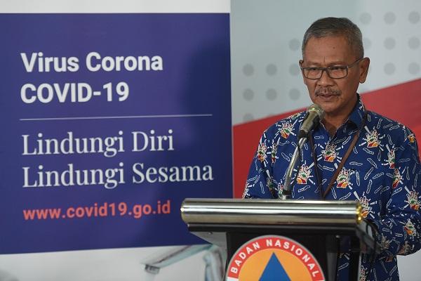 Update Kasus Covid-19 Indonesia 12 Juli: Pasien Positif 75.699, Sembuh 35.638, Meninggal 3.606