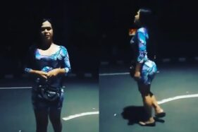 Video seorang waria mencaru si Agus. (Istimewa/Instagram)