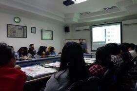 Ascarya Journalistic Club UKSW ke Solopos demi Kreatif dan Kritis