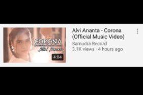 Tuai Banyak Kritik, Video Klip Lagu Corona di Youtube Dihapus
