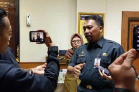 Ketua Pelaksana Satgas Percepatan Penanganan Corona Virus Disease 2019 Ponorogo, Agus Pramono. (Istimewa/Pemkab Ponorogo)