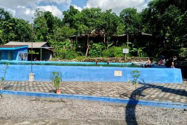 Air Terjun Pleret Jadi Wisata Andalan Desa Jatingarang Sukoharjo