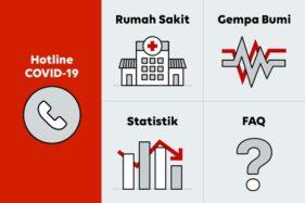 Line Sediakan Update Kasus Corona di Indonesia