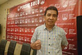 Manajemen Persis Solo Pantau Latihan Mandiri Pemain