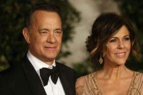 Aktor Hollywood Tom Hanks Positif Terinfeksi Corona