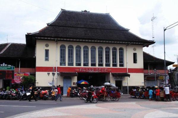 Dua Pedagang Positif Covid-19, Pasar Gede Solo Tak Ditutup