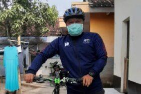 Pelatih Fisik Persis Solo Budi Kurnia (Istimewa)