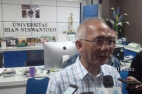 Udinus Semarang Tunda Wisuda Gara-Gara Covid-19