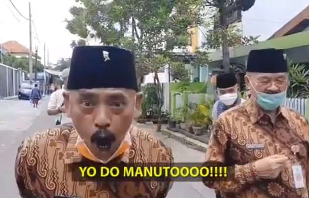 6 Nakes di Solo Positif Virus Corona, Rudy: Masyarakat Do Manuto!