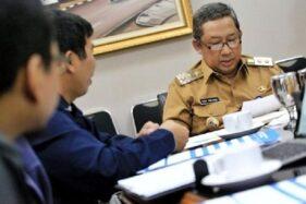 Wakil Wali Kota Bandung Yana Mulyana/Bisnis-Dea Andriyawan