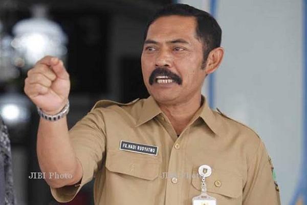 Rudy Mantan Wali Kota Solo Sering Jaga Gawang di Lapangan Kampung Sewu