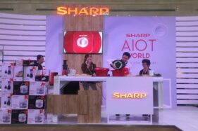 Sharp Indonesia Perkenalkan AIoT, Satu Aplikasi Akses Semua Produk