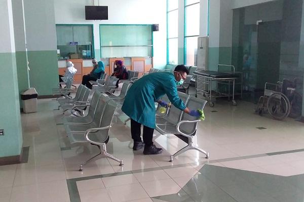 45 Karyawan RSIS Yarsis dalam Kondisi Baik