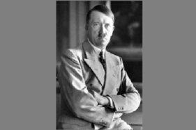 Adolf Hitler, pemimpin Partai Nazi sekaligus pemimpin Jerman. (Wikipedia.org)