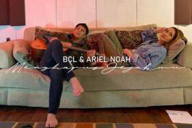 Lirik Lagu Menghapus Jejakmu - Ariel Noah dan BCL