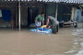 Malam Minggu, 40 Rumah di Weru Sukoharjo Kebanjiran
