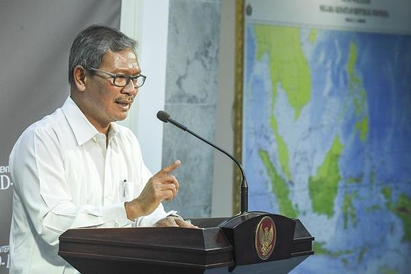 Update Corona Indonesia 5 April 2020: Terkonfirmasi Positif 2.273 Orang, Jateng Tidak Ada Tambahan
