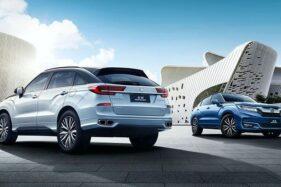 SUV crossover terbaru Honda di China. (Istimewa)
