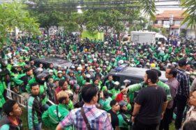 Tawuran Driver Ojol vs Debt Collector di Sleman, Ring Road Utara Jogja Tegang