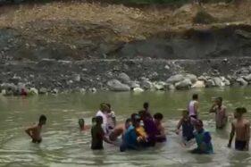 Terungkap! 5 Santri dan Kiai Grobogan Tenggelam di Kubangan Tambang Legal