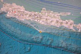 Gempa Pacitan Magnitudo 5, Sumber Dekat Episentrum Gempa Besar 1937