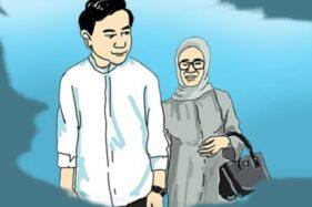 Ibu Jokowi Meninggal, Gibran: Eyang Tak Pernah Bebani Anak-Cucunya