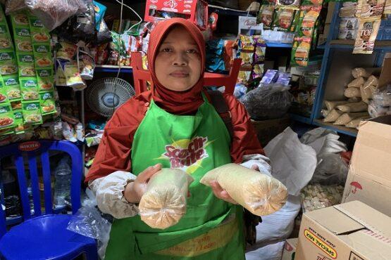 harga gula pasir di Karanganyar naik begitu mahal