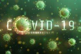 ilustrasi virus corona atau Covid-19 (Freepik)