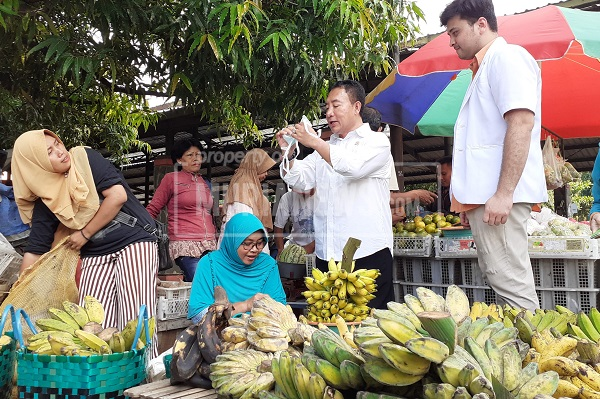 Sempat ke Pasar, Anggota DPR Imam Suroso Meninggal Positif Corona