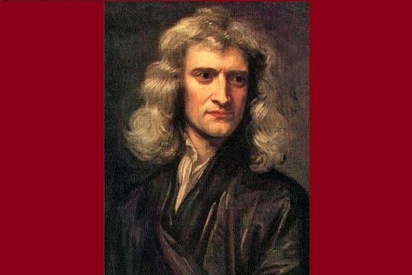 Lukisan karya Godfrey Kneller, 1689, yang menggambarkan Issac Newton saat berusia 46 tahun. (Wikipedia.org)