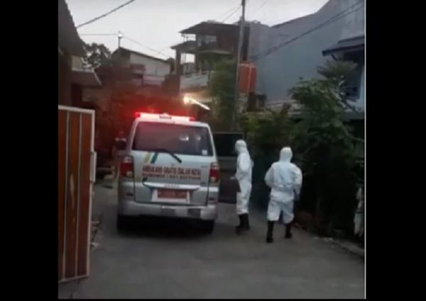 Video penjemputan paksa ODP corona yang diduga di Colomadu, Karanganyar. (Istimewa)