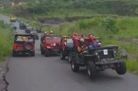 Lava Tour Merapi Diwarnai Tragedi: Penumpang Jip Terjungkal ke Aspal