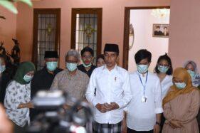 Sosok Ibu Presiden Jokowi: Sederhana, Teladan Bagi Ibu-Ibu