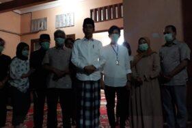 Ibu Presiden Jokowi Dimakamkan Besok di Karanganyar